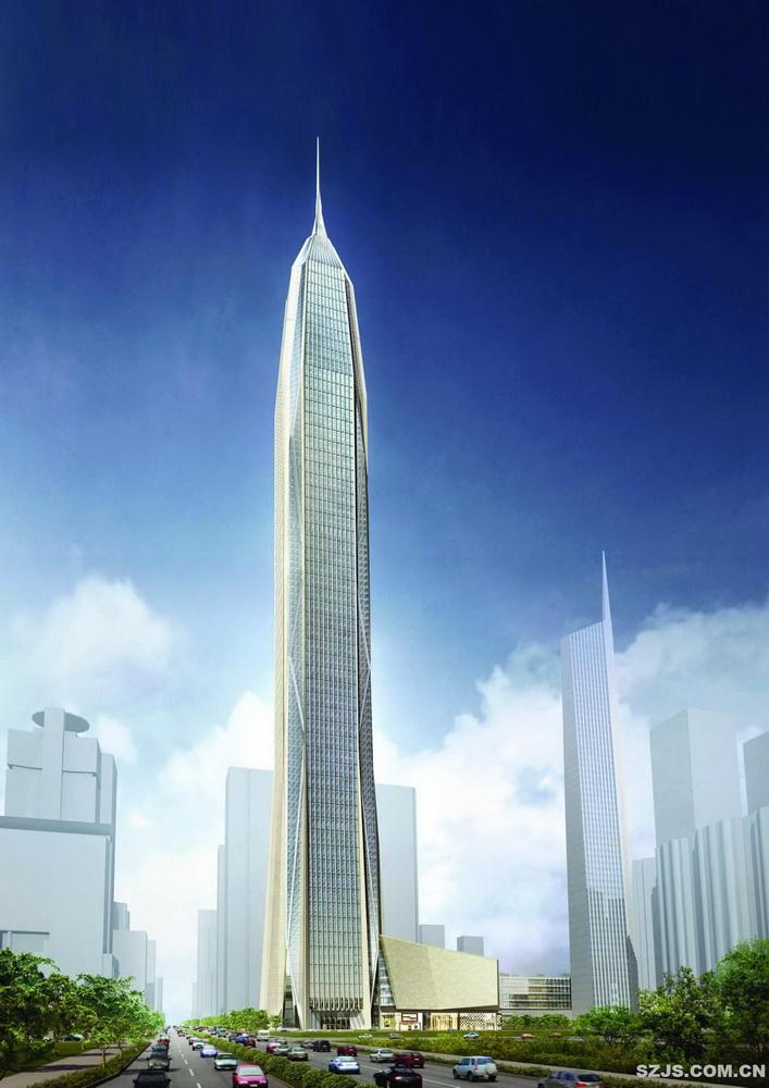 中国深圳平安国际金融中心