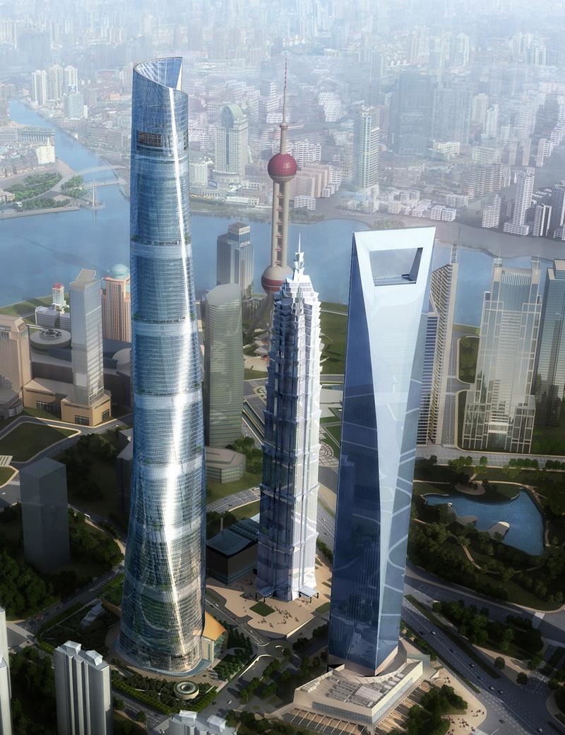 中国上海中心